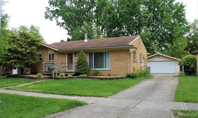 29155 Oriole St, Livonia, MI 48154 (MLS #R219049465) :: Keller Williams Ann Arbor