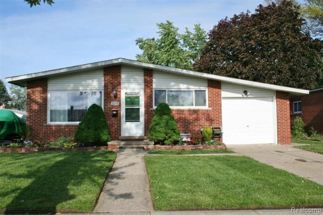 8158 Hillcrest Blvd, Westland, MI 48185 (MLS #R219049481) :: Keller Williams Ann Arbor