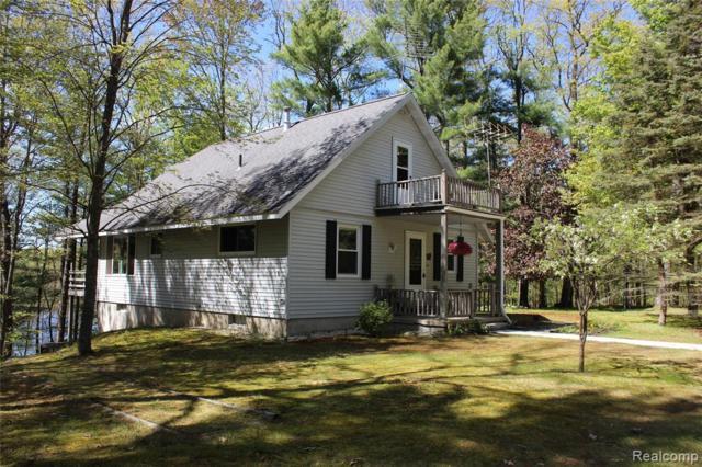 11545 N Midget Lake Dr, Irons, MI 49644 (MLS #R219049520) :: Berkshire Hathaway HomeServices Snyder & Company, Realtors®
