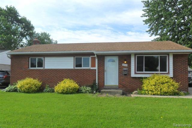 30561 Cherry Ave, Romulus, MI 48174 (MLS #R219054940) :: Berkshire Hathaway HomeServices Snyder & Company, Realtors®