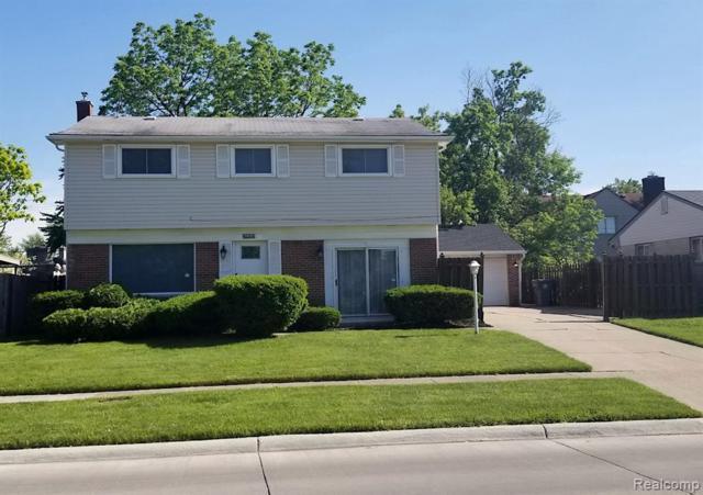 29553 Carlysle St, Inkster, MI 48141 (MLS #R219055052) :: Berkshire Hathaway HomeServices Snyder & Company, Realtors®