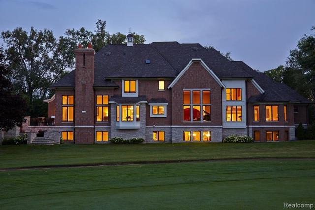 1254 Cedarholm Ln, Bloomfield Hills, MI 48302 (MLS #R219055468) :: The Toth Team