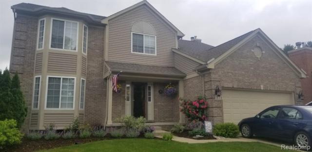 371 Fairways Ln, Chelsea, MI 48118 (MLS #R219055556) :: Berkshire Hathaway HomeServices Snyder & Company, Realtors®