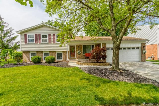 42554 Castle Crt, Canton, MI 48188 (MLS #R219055740) :: Tyler Stipe Team | RE/MAX Platinum