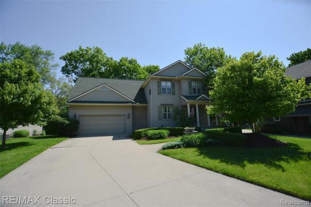621 Orchard Dr, Northville, MI 48167 (MLS #R219055932) :: The Toth Team