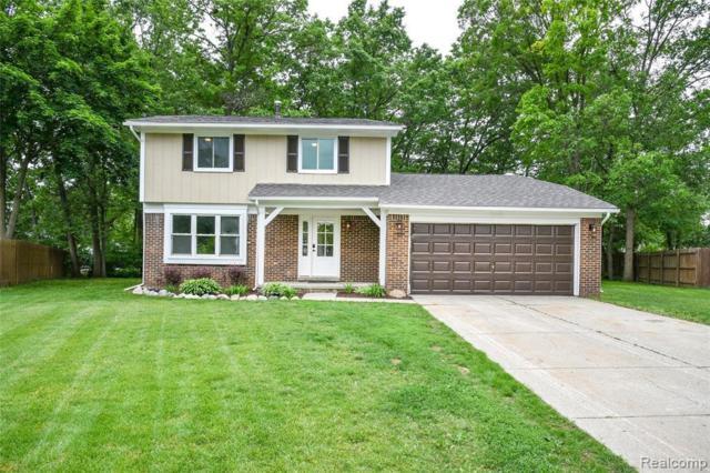 5041 Timber Ridge Trl, Clarkston, MI 48346 (MLS #R219056123) :: Berkshire Hathaway HomeServices Snyder & Company, Realtors®