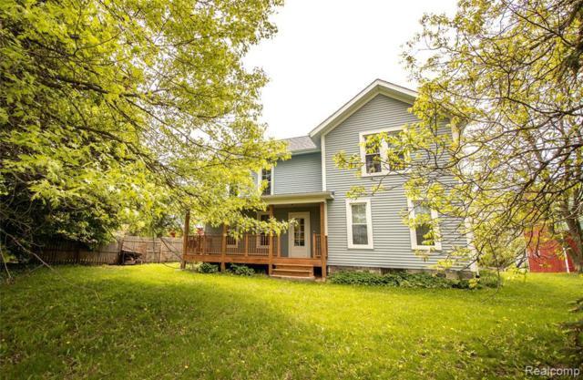 6815 Hayner Road, Fowlerville, MI 48836 (MLS #R219056503) :: Berkshire Hathaway HomeServices Snyder & Company, Realtors®