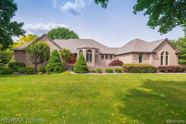 661 Pine Crest Crt, Leonard, MI 48367 (MLS #R219056634) :: Berkshire Hathaway HomeServices Snyder & Company, Realtors®