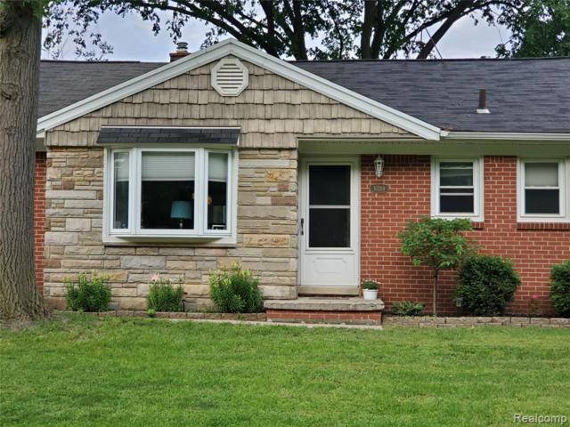 10269 Miriam St, Romulus, MI 48174 (MLS #R219056952) :: Berkshire Hathaway HomeServices Snyder & Company, Realtors®