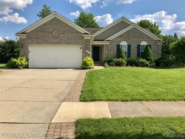 47291 Fairlawn Crt, Canton, MI 48188 (MLS #R219057265) :: Tyler Stipe Team | RE/MAX Platinum