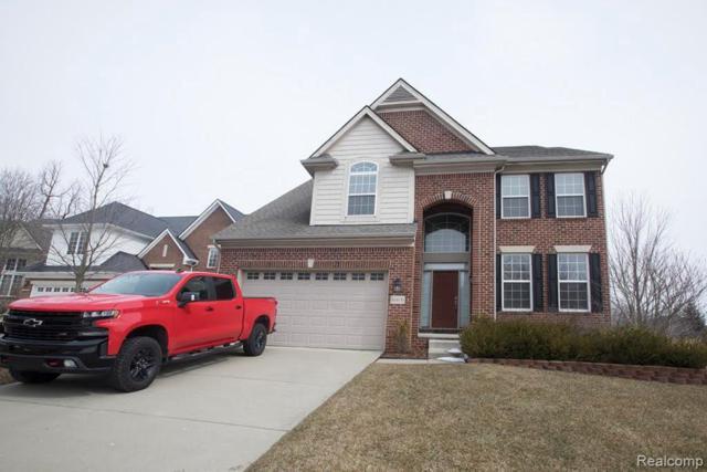 16406 Ridgewood Crt, Northville, MI 48168 (MLS #R219057311) :: Tyler Stipe Team | RE/MAX Platinum