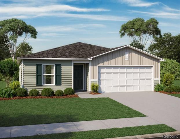 467 Rabbit Run Rd, Carleton, MI 48117 (MLS #R219057389) :: Berkshire Hathaway HomeServices Snyder & Company, Realtors®