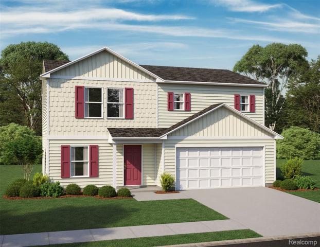 852 Rabbit Run Rd, Carleton, MI 48117 (MLS #R219057435) :: Berkshire Hathaway HomeServices Snyder & Company, Realtors®