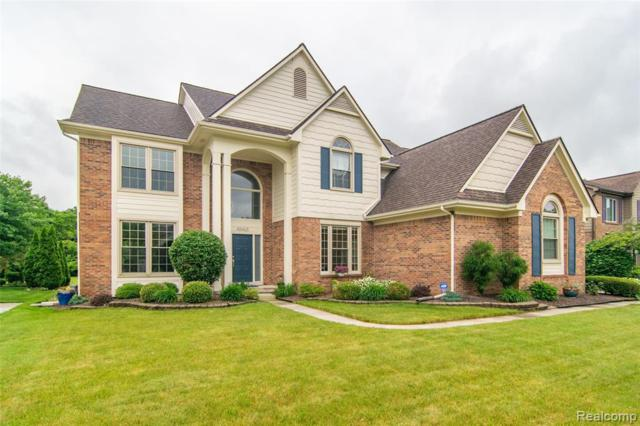45463 Muirfield Dr, Canton, MI 48188 (MLS #R219057653) :: Tyler Stipe Team | RE/MAX Platinum
