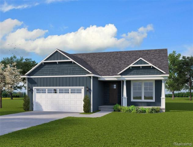 0 Bogues View Drive (#96), Howell, MI 48843 (MLS #R219057680) :: The Toth Team