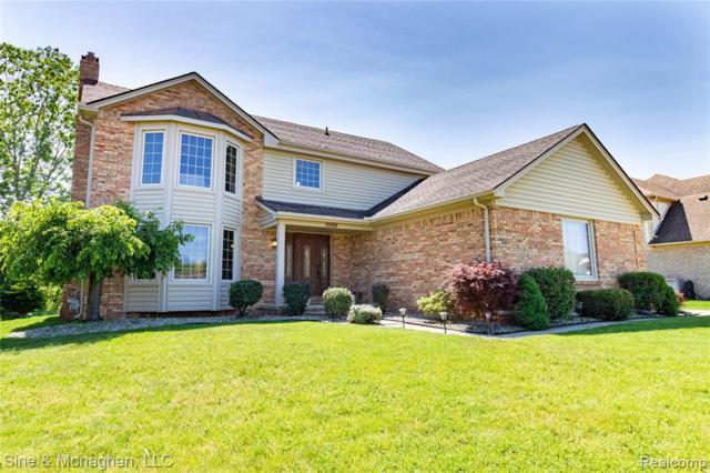 53092 Freda Dr, Macomb, MI 48042 (MLS #R219057726) :: Berkshire Hathaway HomeServices Snyder & Company, Realtors®