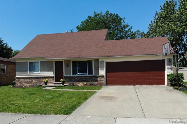 1924 Brookfield St, Canton, MI 48188 (MLS #R219057800) :: Tyler Stipe Team | RE/MAX Platinum