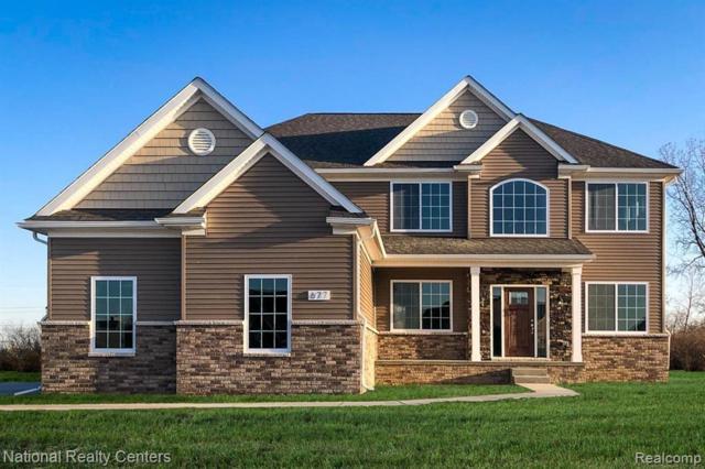 0 Scripter Crt, Oxford, MI 48359 (MLS #R219057898) :: Berkshire Hathaway HomeServices Snyder & Company, Realtors®