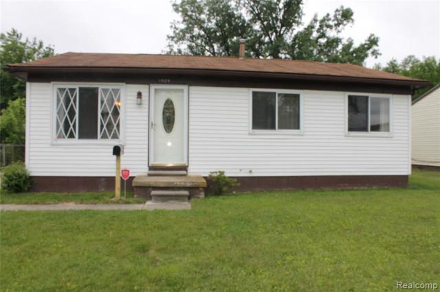 15184 Meadow St, Romulus, MI 48174 (MLS #R219057959) :: Berkshire Hathaway HomeServices Snyder & Company, Realtors®