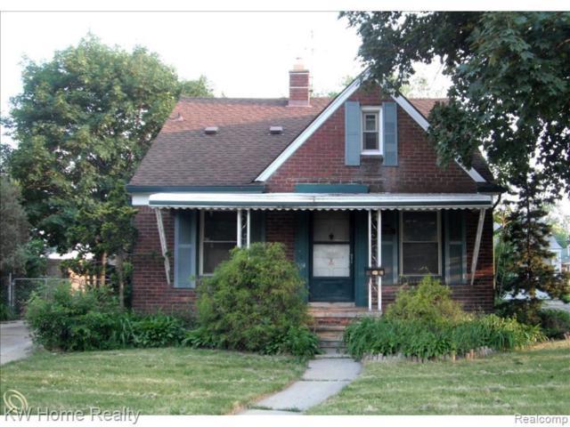15042 Camden Ave, Eastpointe, MI 48021 (MLS #R219058015) :: Berkshire Hathaway HomeServices Snyder & Company, Realtors®