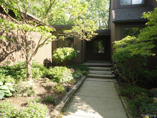 10 Southwick Crt, Ann Arbor, MI 48105 (MLS #R219058054) :: Berkshire Hathaway HomeServices Snyder & Company, Realtors®