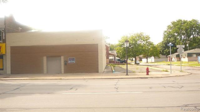 1158 Fort St, Lincoln Park, MI 48146 (MLS #R219058076) :: Berkshire Hathaway HomeServices Snyder & Company, Realtors®