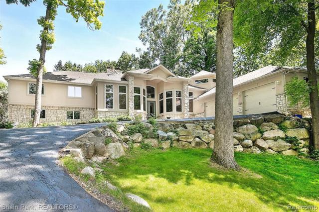 1351 Cedar Bend Dr, Bloomfield Hills, MI 48302 (MLS #R219058321) :: Berkshire Hathaway HomeServices Snyder & Company, Realtors®
