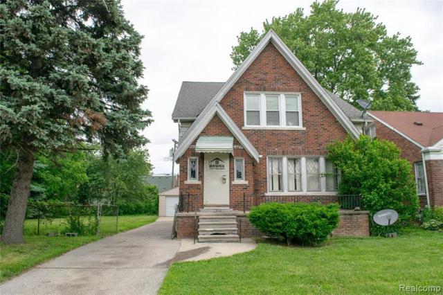 14183 Rossini Dr, Detroit, MI 48205 (MLS #R219058644) :: Berkshire Hathaway HomeServices Snyder & Company, Realtors®