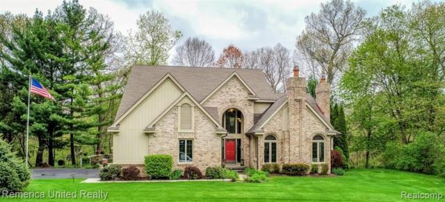 5102 Canyon Oaks Dr, Brighton, MI 48114 (MLS #R219058672) :: Berkshire Hathaway HomeServices Snyder & Company, Realtors®