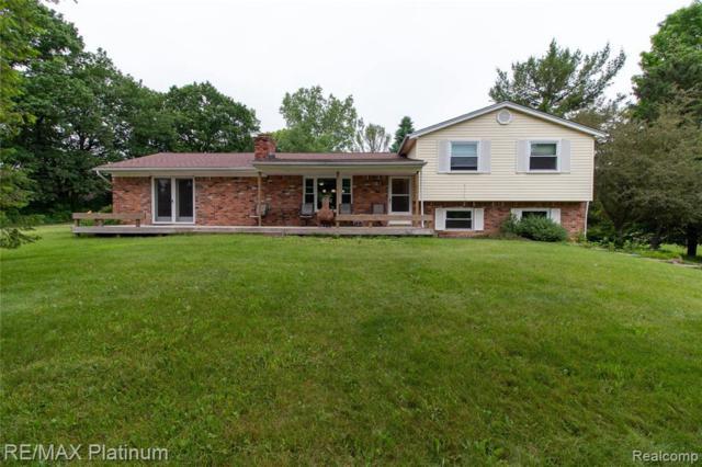 1967 Swarthout Rd, Pinckney, MI 48169 (MLS #R219058676) :: Berkshire Hathaway HomeServices Snyder & Company, Realtors®