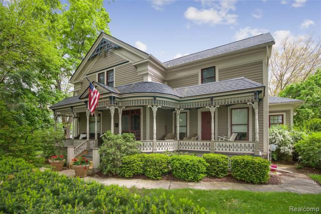 227 N Court St, Howell, MI 48843 (MLS #R219058712) :: Berkshire Hathaway HomeServices Snyder & Company, Realtors®