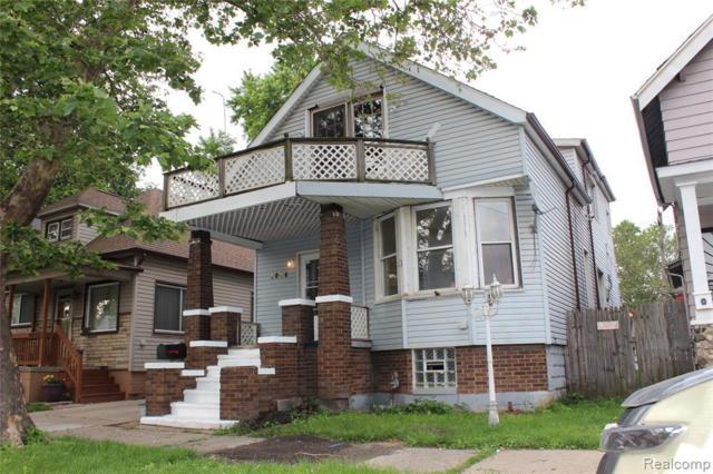 4894 Cabot St, Detroit, MI 48210 (MLS #R219058721) :: Berkshire Hathaway HomeServices Snyder & Company, Realtors®
