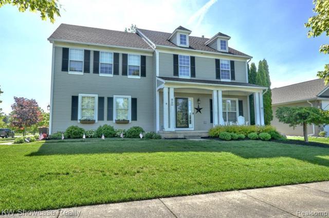 860 Cross St, Oxford, MI 48371 (MLS #R219058734) :: Berkshire Hathaway HomeServices Snyder & Company, Realtors®