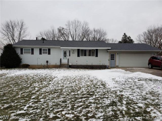 1451 Mertz Rd, Caro, MI 48723 (MLS #R219059219) :: The Toth Team