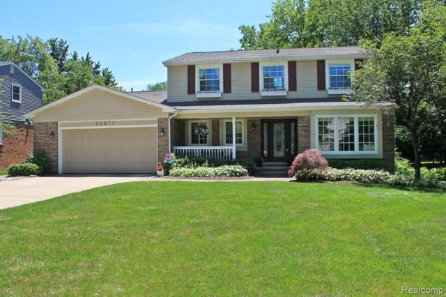 44871 Galway Dr, Northville, MI 48167 (MLS #R219060133) :: The Toth Team