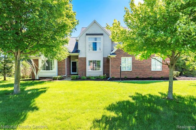 913 Fairway Park Dr, Ann Arbor, MI 48103 (MLS #R219060932) :: The Toth Team