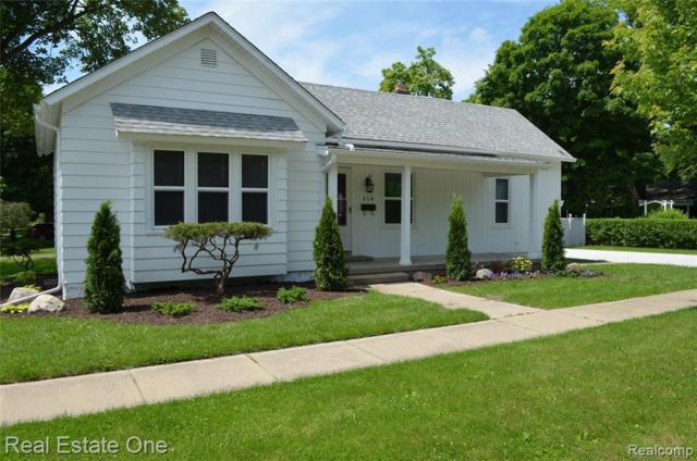204 West St, Howell, MI 48843 (MLS #R219061300) :: The Toth Team