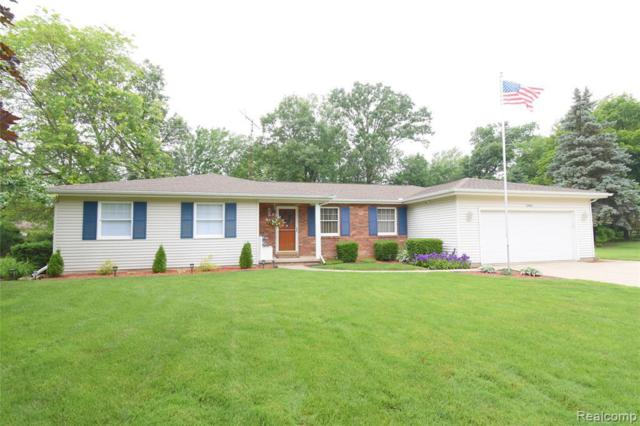 2451 Timberlane Dr, Owosso, MI 48867 (MLS #R219061610) :: The Toth Team