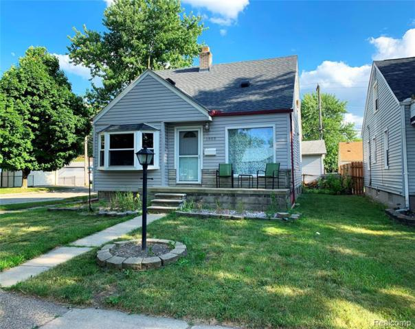 1805 Rose Ave, Lincoln Park, MI 48146 (MLS #R219061745) :: The Toth Team