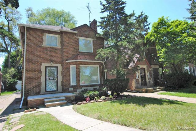3211 W Outer Dr, Detroit, MI 48221 (MLS #R219062197) :: The Toth Team