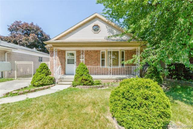 5943 Kinmore St, Dearborn Heights, MI 48127 (MLS #R219066238) :: The Toth Team