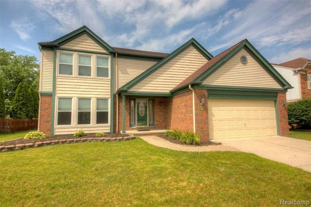46596 Registry Dr, Canton, MI 48187 (MLS #R219066398) :: The Toth Team