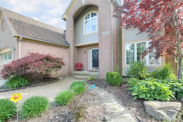 2689 Ivy Hill Dr, Commerce, MI 48382 (MLS #R219066540) :: The Toth Team