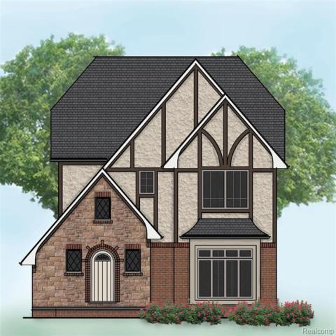 618 Forest Ave, Royal Oak, MI 48067 (MLS #R219067116) :: The Toth Team