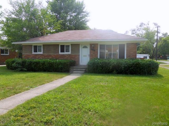 28587 Pierce St, Southfield, MI 48076 (MLS #R219067547) :: Berkshire Hathaway HomeServices Snyder & Company, Realtors®