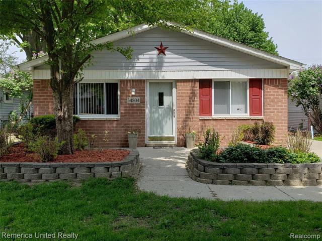 34804 Bock St, Westland, MI 48185 (MLS #R219067592) :: Berkshire Hathaway HomeServices Snyder & Company, Realtors®