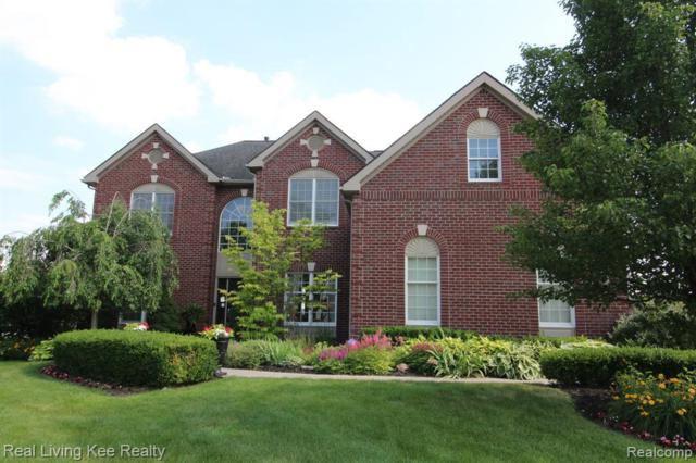226 Mill House Dr, Oakland, MI 48363 (MLS #R219068317) :: The Toth Team
