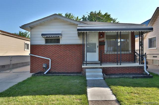 1770 Russell Ave, Lincoln Park, MI 48146 (MLS #R219068651) :: The Toth Team