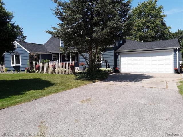 808 Whiting St, Realcomp Out Of Area, MI 48079 (MLS #R219068870) :: The Toth Team