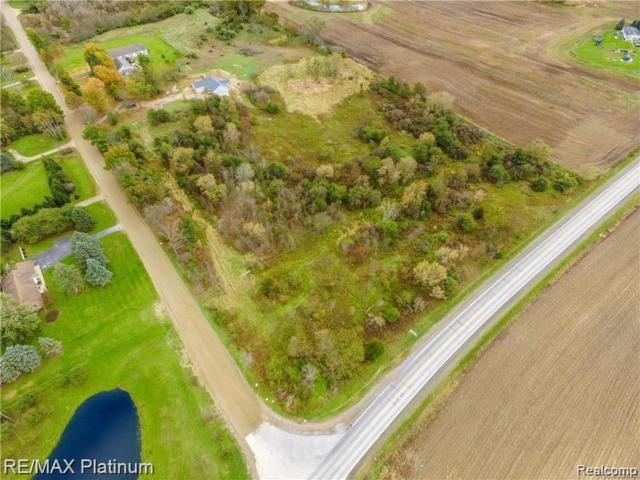 0 E Allen, Howell, MI 48855 (MLS #R219069280) :: The Toth Team